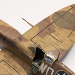 Supermarine Spitfire Mk.Vb Trop 1/48
