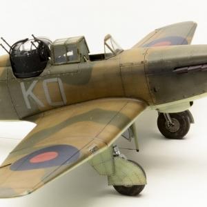 Boulton Paul Defiant Mk.I 1/48