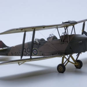 De Havilland Tigermoth 1:48