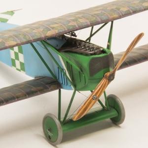 Fokker D. VII O. A.W. v měřítku 1/48