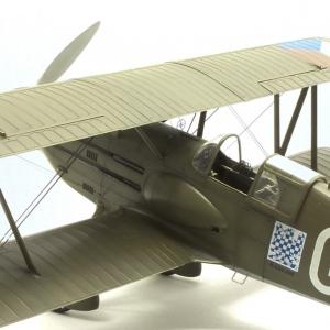 Avia B.534 v měřítku 1/32