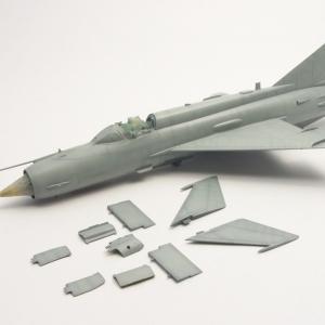 Mig-21 MFN 1/48