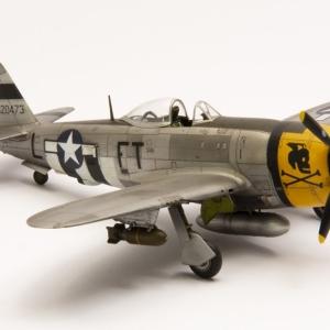 P-47D Thunderbolt v měřítku 1/72