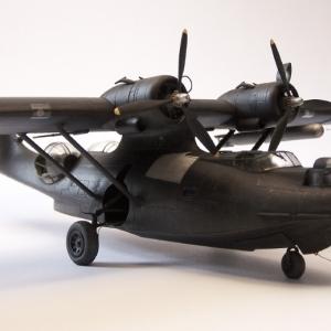 PBY - 5A Catalina v měřítku 1/72